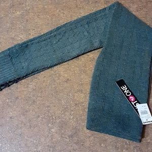 Just One w/ Cable Leggings Girls Size M - NWT
